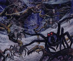 Ted Nasmith - The Spiders of Mirkwood.jpg
