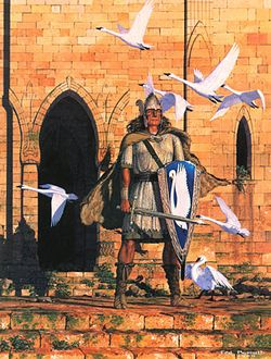 Ted Nasmith - Tuor at Vinyamar.jpg