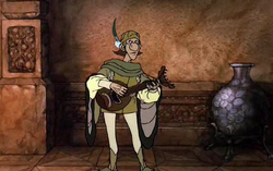 The Return of the King (1980 film) - Minstrel of Gondor.png