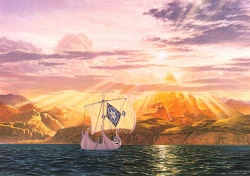 Ted Nasmith - The Shores of Valinor.jpg