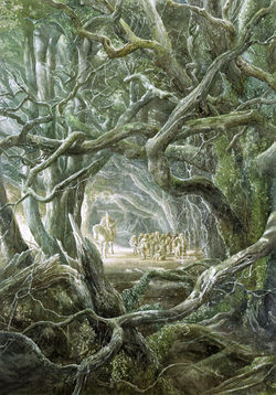 Alan Lee - Gandalf's Farewell.jpg