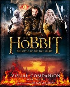 The hobbit the battle of the five armies visual companion.jpg