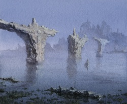 Rob Alexander - The Ruins of Tharbad.jpg