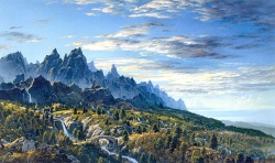 Ted Nasmith - First Sight of Ithilien.jpg