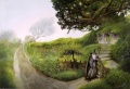 John Howe - Gandalf Returns to Hobbiton.jpg