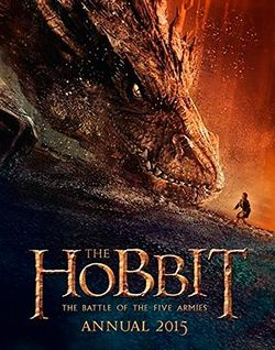 The Hobbit - The Battle of the Five Armies - Annual 2014.jpg