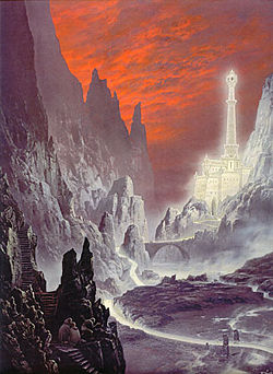 Ted Nasmith - The Tower of the Moon.jpg